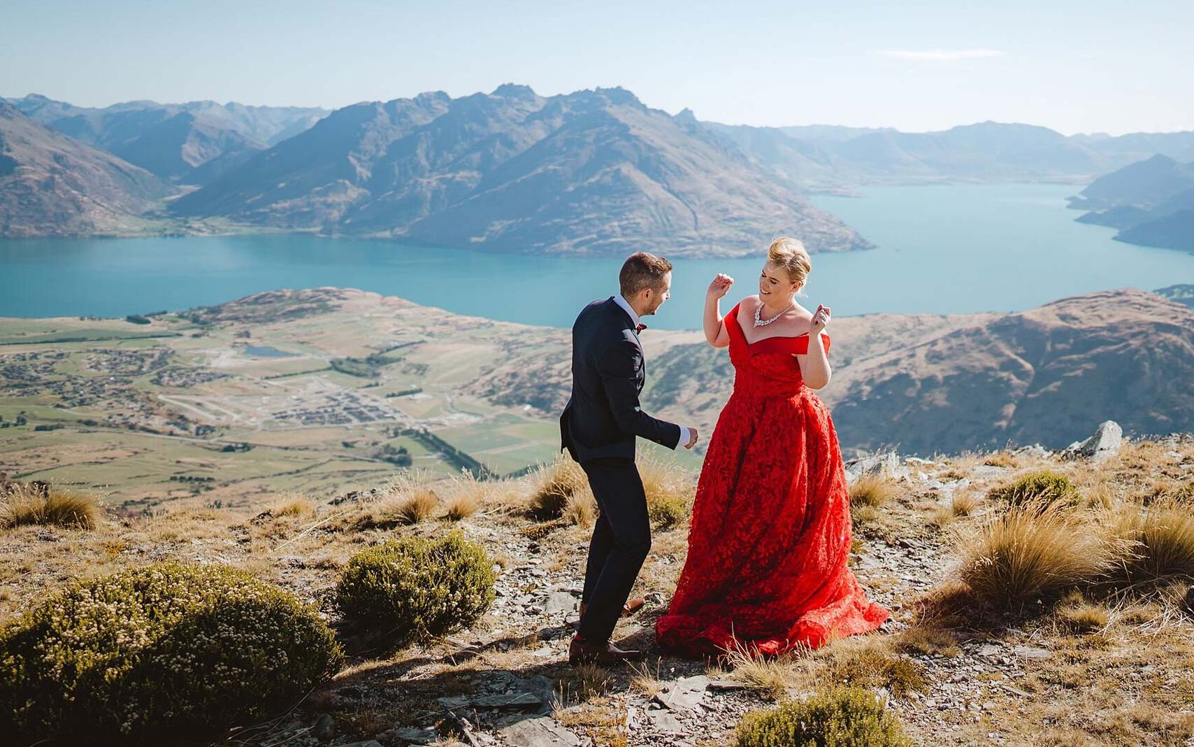 Shaken & Stirred Weddings - Kellie and Charlotte