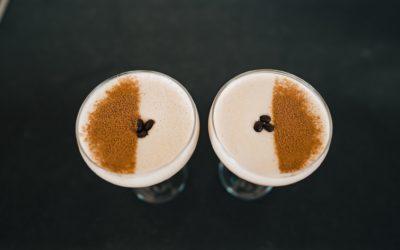 Chocolate Chilli Espresso Martini