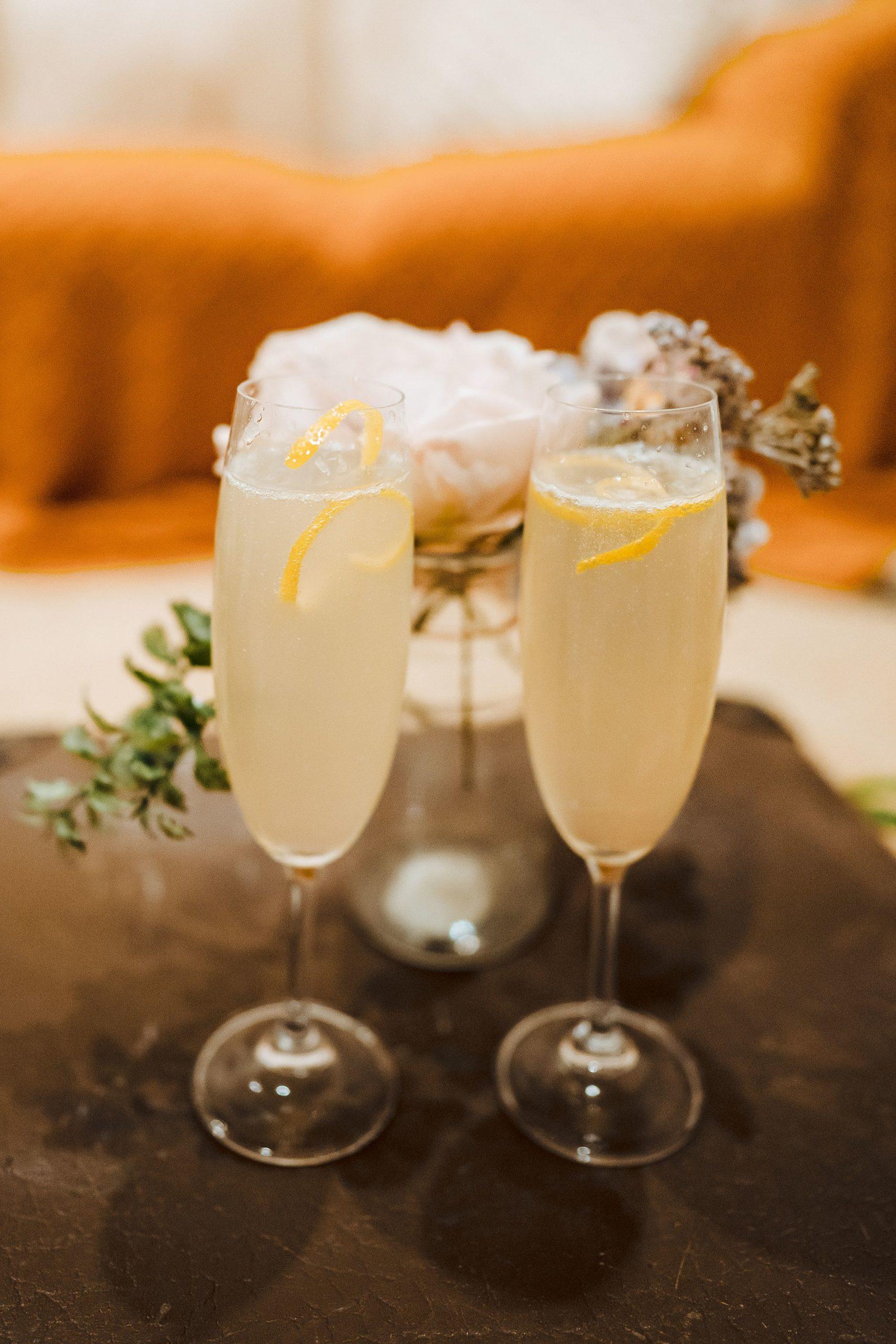 Queenstown 75 cocktail