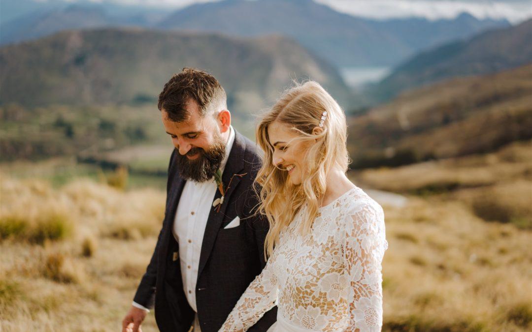 Charlotte & Ivan's Gibbston Valley Wedding